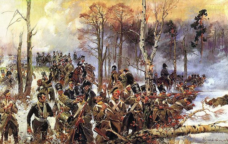 Battle of Olszynka Grochowska and the November Uprising - Armchair General and HistoryNet >> The Best Forums in History Battle of Olszynka Grochowska ( February 25, 1831 ) was the largest battle of the November Uprising and biggest friction in Europe since the battle of Waterloo. The majority of the Polish forces was composed of fresh, poorly trained and ill-equipped volunteers. However, the core of the Polish Army was composed of Napoleonic Wars veterans.