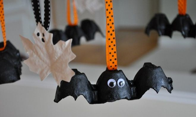 15 Easy Halloween Crafts for Kids - Relish