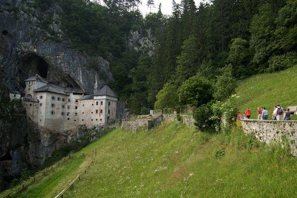 Predjama Castle - Julian Alps, Slovenia