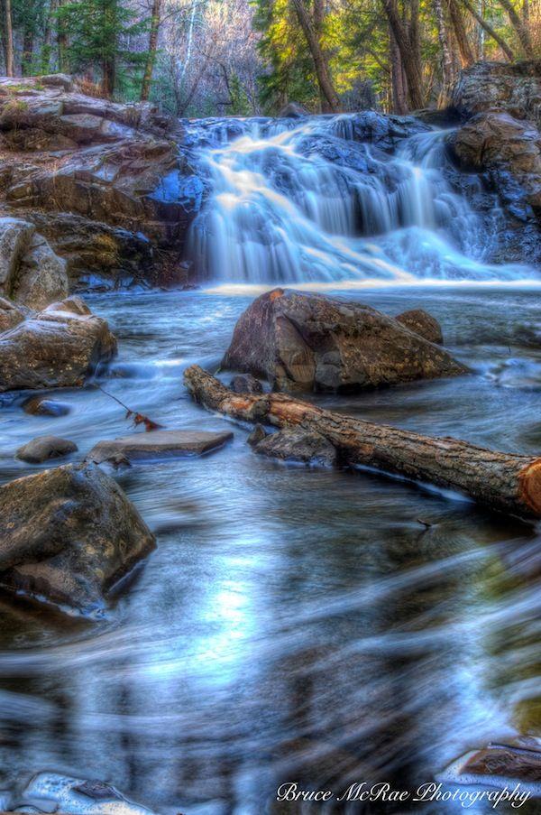 Chester Park Waterfall - Duluth, Minnesota
