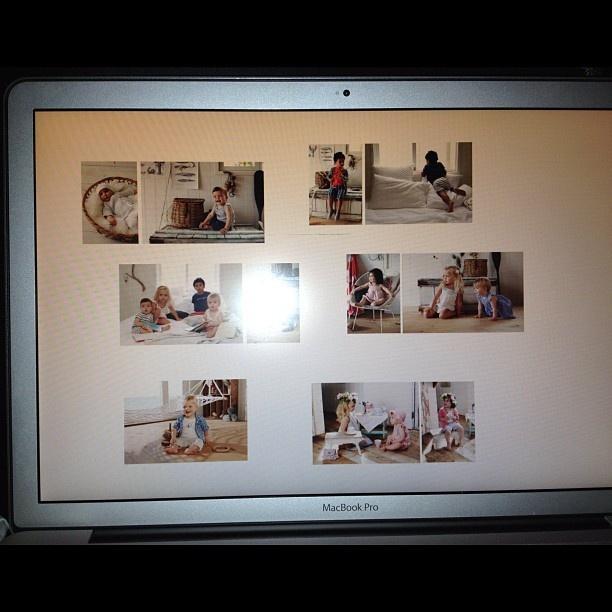 Behind the scenes summer 12 campaign - @purebabyorganic- #webstagram