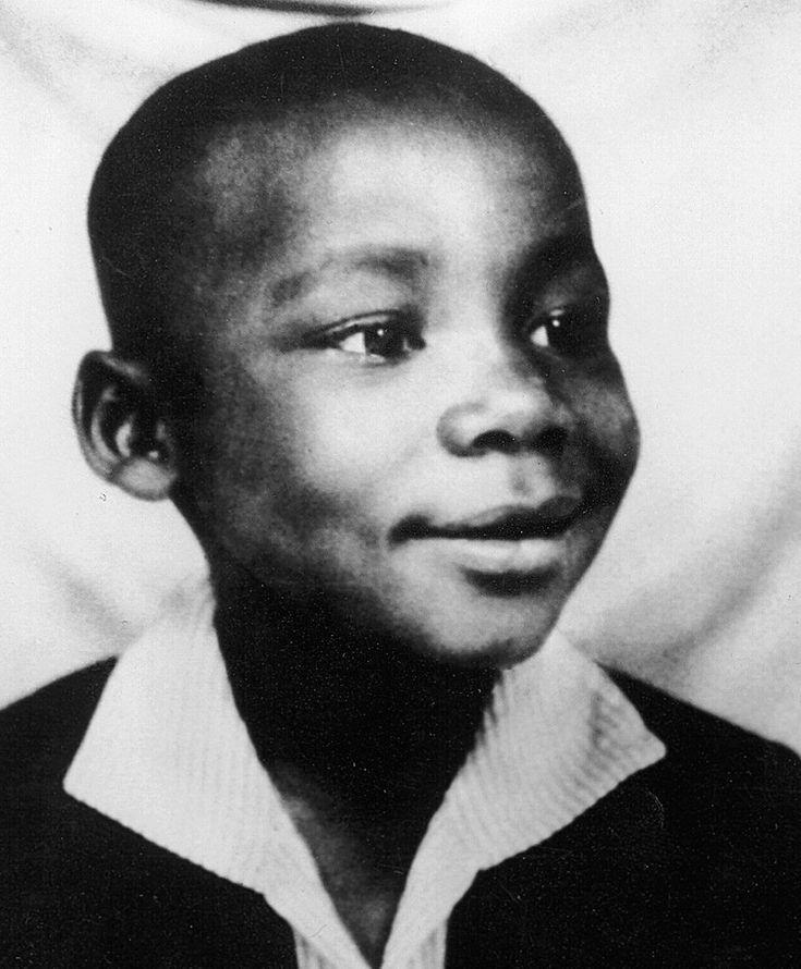 Martin Luther King Jr – Pasteur et militant des droits civiques | 21 photos de dirigeants du monde lorsqu'ils étaient jeunes