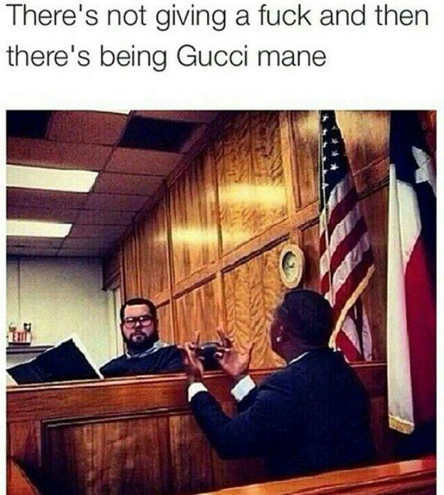Oh Gucci Mane