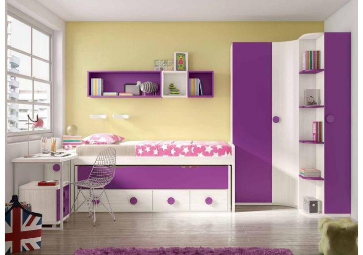 Las 25 mejores ideas sobre muebles juveniles baratos en - Muebles de dormitorios baratos ...