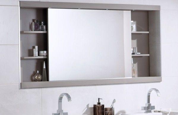 Spiegelschrank Fur Bad Die Funktionalitat Im Modernen Design Badezimmer Spiegelschrank Spiegelschrank Badezimmer Klein