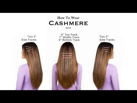 201 best hair extensions images on pinterest cashmere hair cashmere hair videos clip in hair extensions how to reviews pmusecretfo Gallery