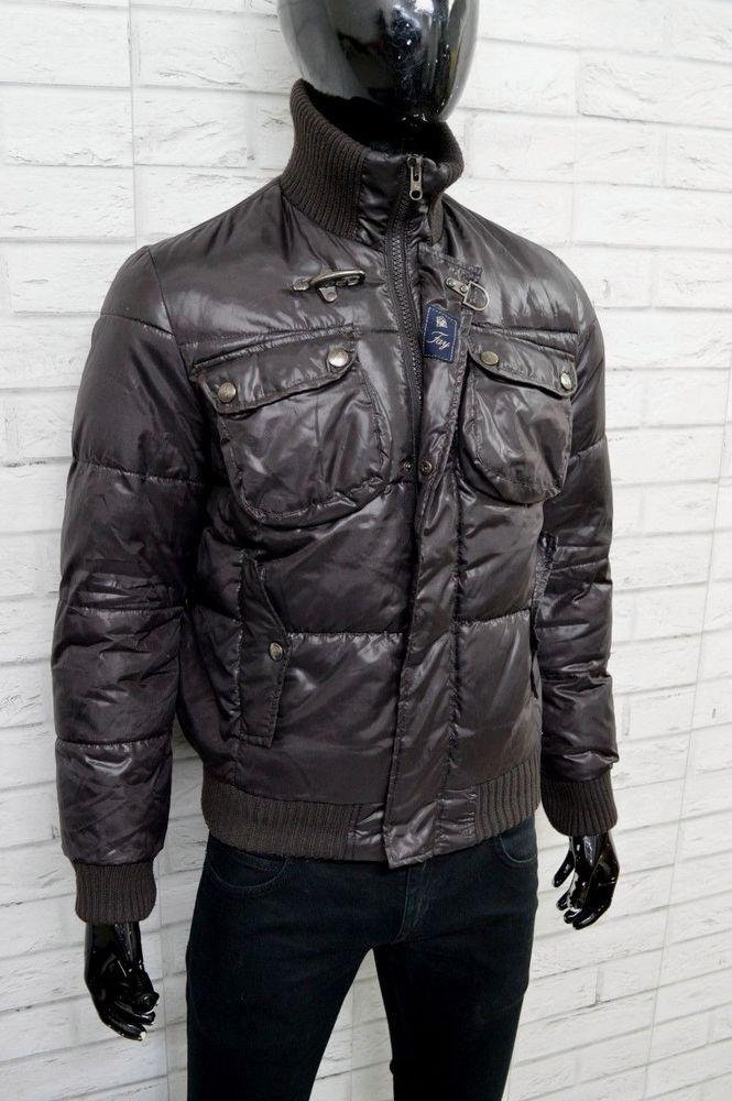 huge selection of 20312 fe1d5 Jacket Fay Piumino Pari Uomo Piuma D'oca M Giubbotto ...