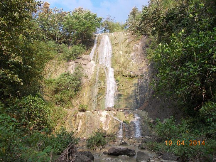 Sabrangan Waterfall