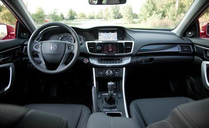 2013 Honda Accord Coupe V-6 Manual Test – Review – Car and Driver