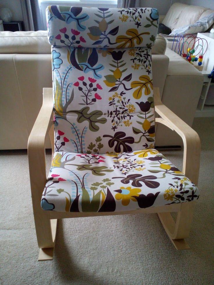 Rocking Chair Ikea Poang ebay $80+ Frankston