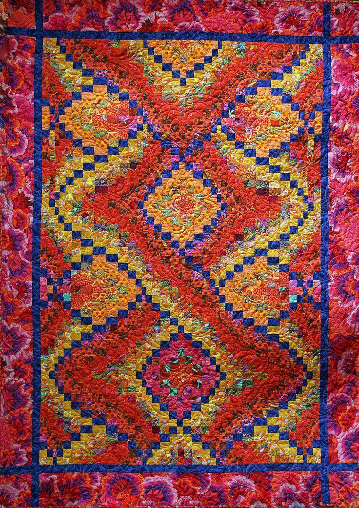 113 Best Bargello Quilts Images On Pinterest Bargello