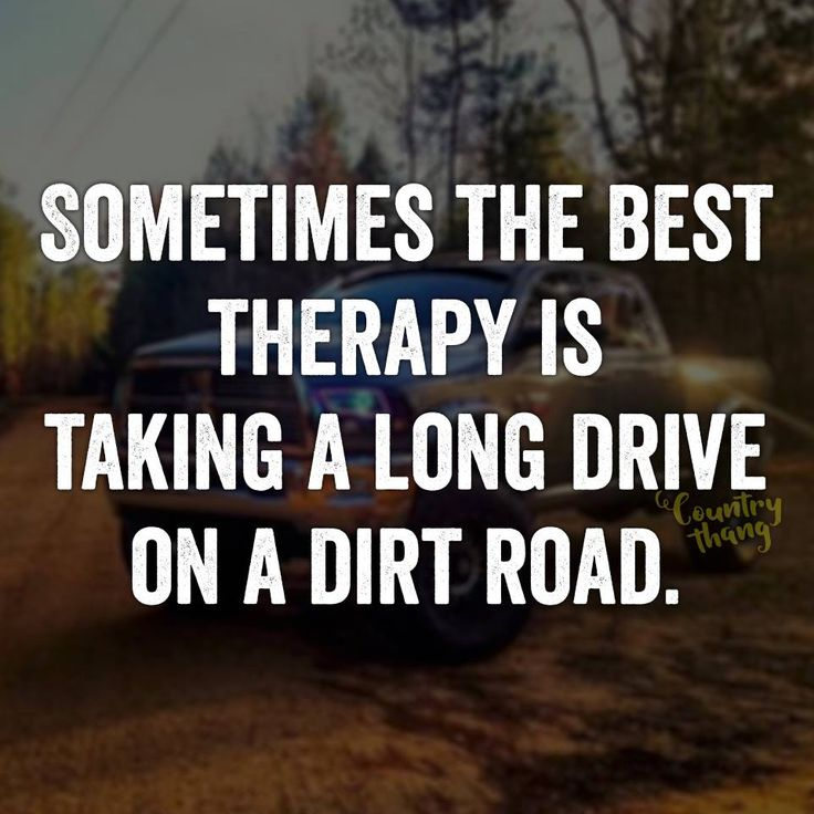 Sometimes the best therapy is taking a long drive on a dirt road. #countrylife…