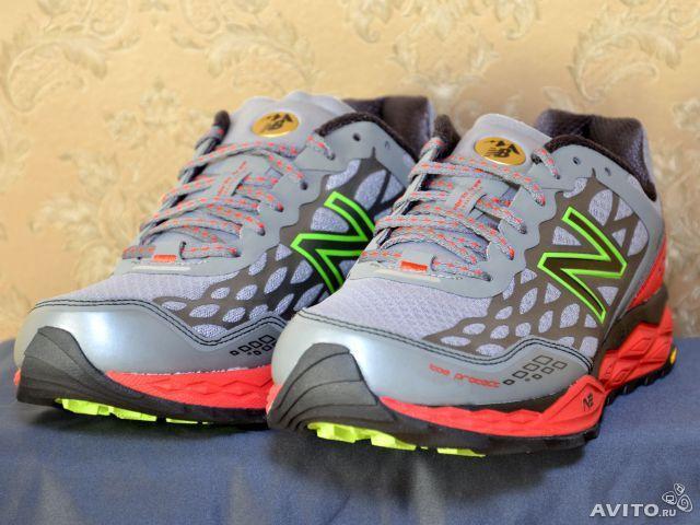 Атлетические кроссовки NEW BALANCE оригинал, модель Leadville 1210, арт.:MT1210GR. Цвет:серые с красным(Gray with Red). Произведены в Китае. Куплены в США за 125 долларов + пересылка. Новая обувь в коробке.