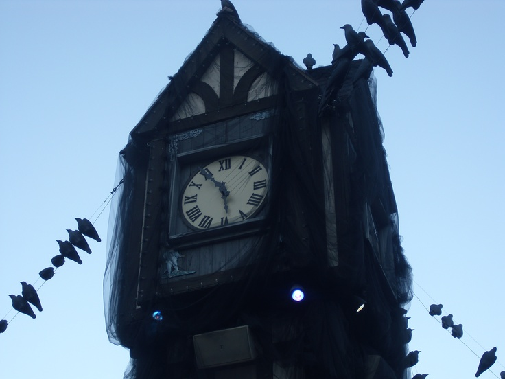 24 Best Images About Howl O Scream Busch Gardens On