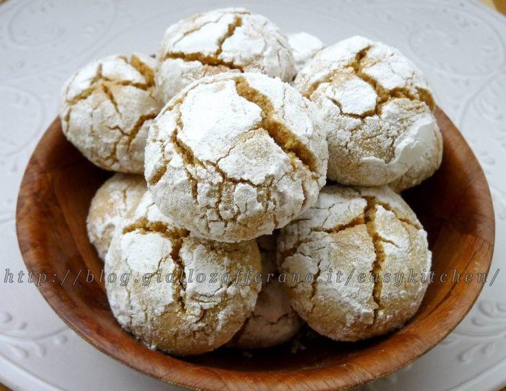 Biscotti rustici ricetta con farina di Timilia | Easy Kitchen