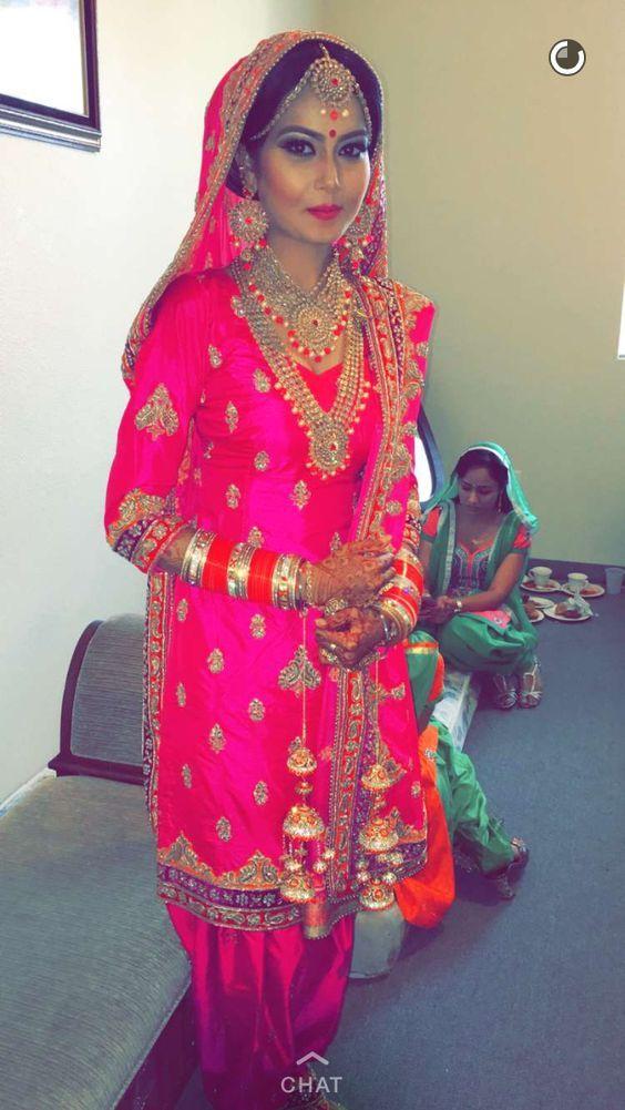 bridal salwar suit  punjabi salwar suit  suit for wedding  wedding suit idias  custom made suits  custom made bridal suits  all bridal wear for every function