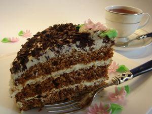 Торт Жозефина (очень вкусный:)). рецепт с фотографиями