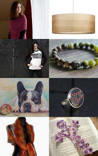 COOL SUMMER MORNINGS by Anna on Etsy--Pinned with TreasuryPin.com