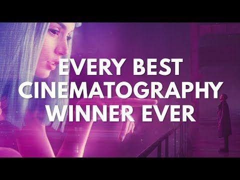 A century of Best Cinematography Oscar Winners in a single supercut. [VIDEO]