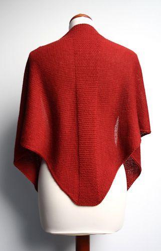 Nae shawl - free pattern on Ravelry