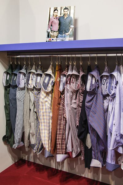 Preview of Webb & Scott fall-winter 2014-15 shirt collection - Take a look and discover the shirt trends for fall-winter 2014-15!