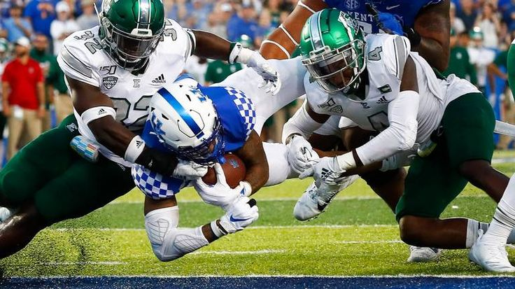 Terry wilson right before his injury in the e michigan
