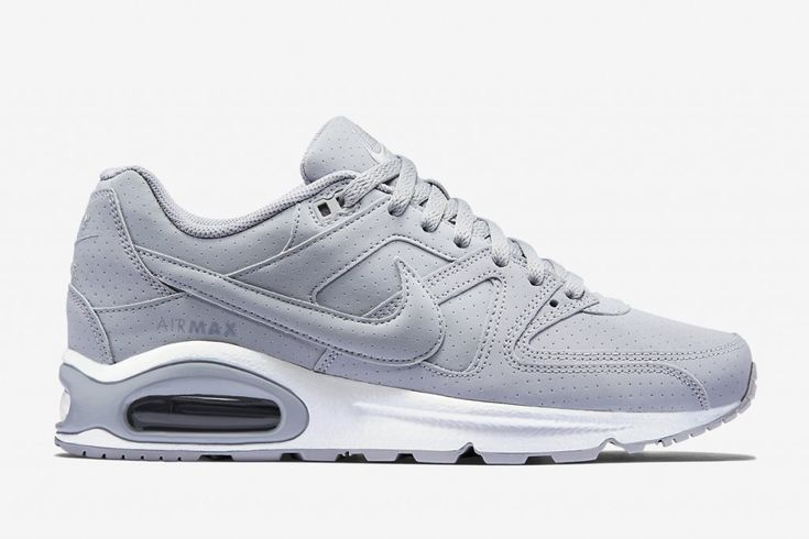 "Nike Air Max Command Premium ""Wolf Grey"""
