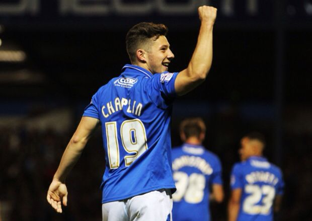 Favourite player  Conor Chaplin ⚽️