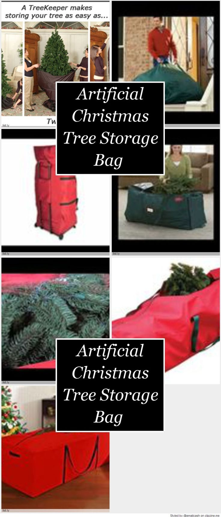 Artificial Christmas Tree Storage Bag - You can find Christmas Tree Storage Bags almost anywhere. You can buy cheap bags and you can buy expensive ones. The most important thing to remember is that there are usually sharp ends and edges on your Christmas tree so make sure you get one that doesn't puncture easily.