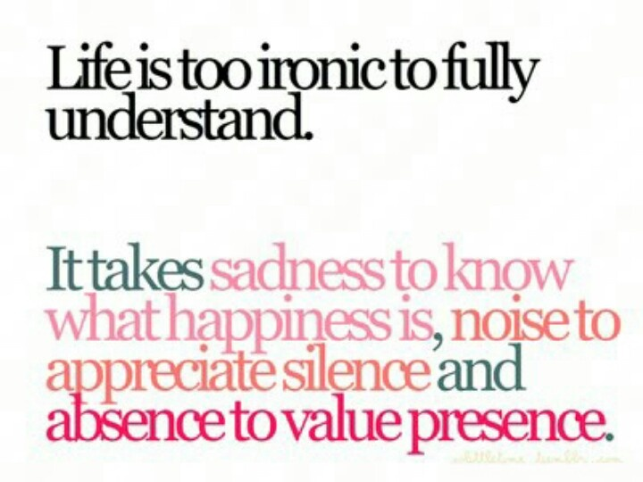 Life Is Ironic Quote: Isnt It Ironic Quotes. QuotesGram