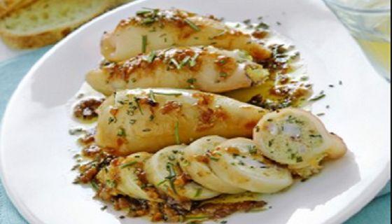 La ricetta dei calamari ripieni in modo originale