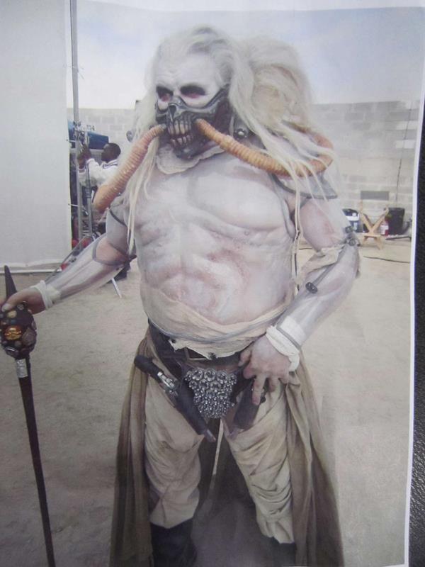 road warrior masked villains   Immortan Joe is a character from Mad Max: Fury Road .