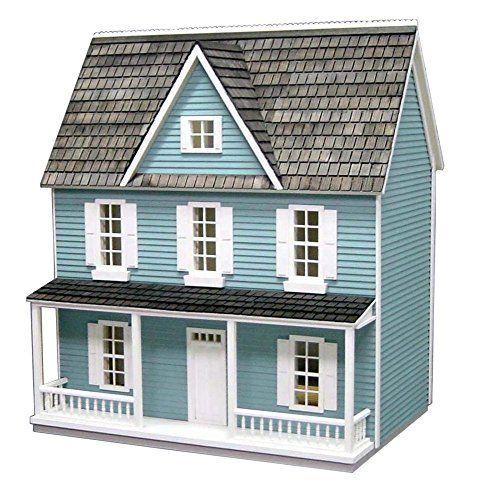 70 best barn homes images on pinterest for Victorian kit homes