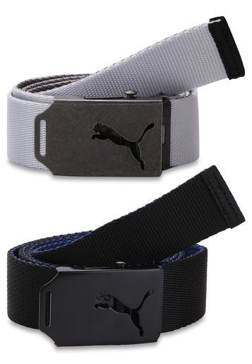 Puma Belt, High Shine Golf Belt - Mens Men's Belts, Stylish one which suits with all clothing...... must add to your collection.