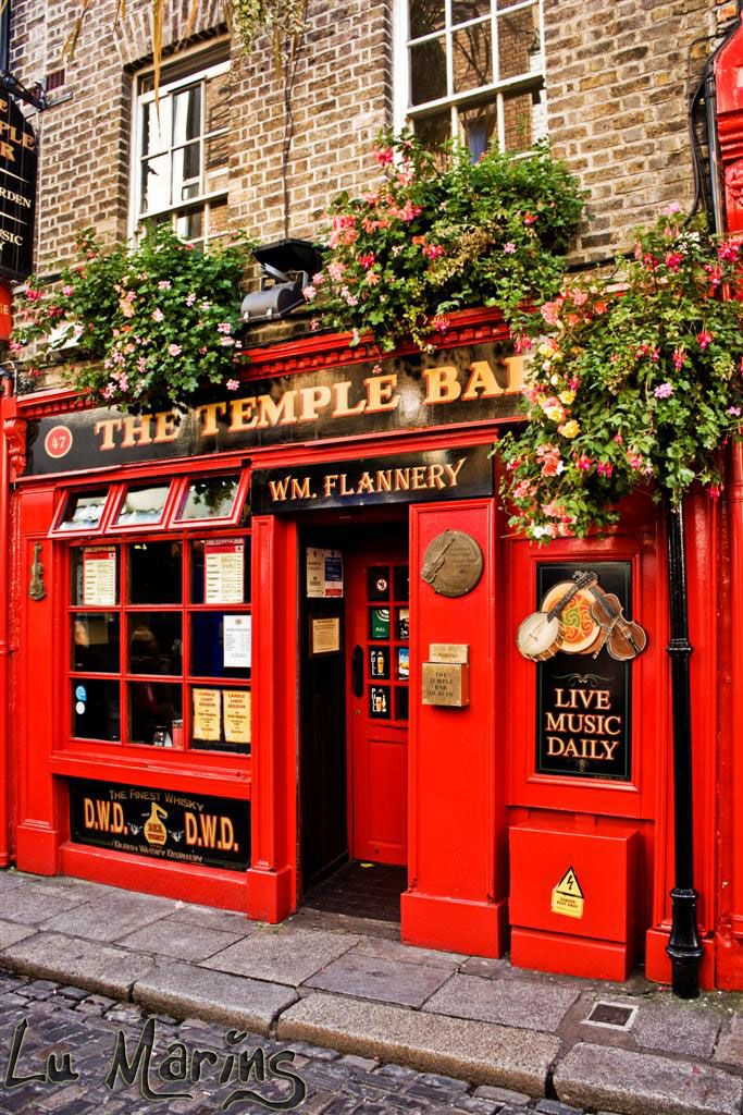 Legendary Temple Bar, Dublin                              …