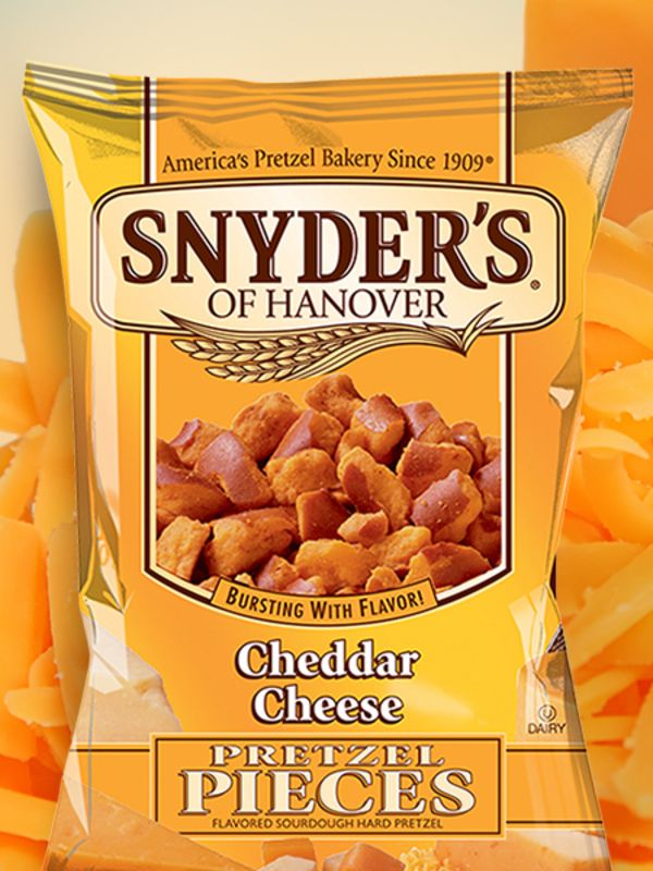 Crunch The Vote: National Pretzels, April 26