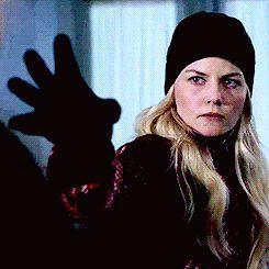 "OUAT 6x16 ""Mother's Little Helper""   Emma and Gideon"