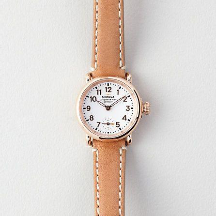 / Shinola Runwell 28mm Watch