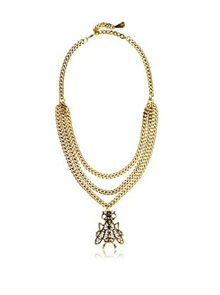 65% OFF Yochi Fly Statement Necklace