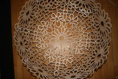 moresque lamp tutorial: Projects, Moresqu Lamps, Lamps Tutorials, Moroccan Lamps, Finish Lamps, Moresque Lamps, Img 0056 1 Jpg, Inspiration Lamps
