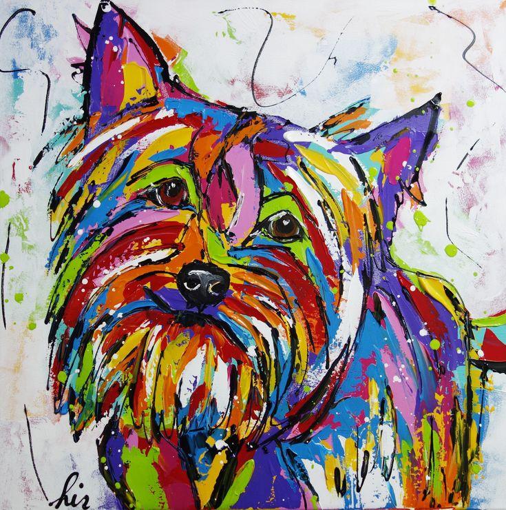 Meer dan 1000 idee n over groot schilderij op pinterest paars schilderij abstract en schilderijen - Bruin taupe schilderij ...