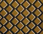 India Mahdavi signe pour Pierre Frey une collection dédiée au velours. DIAMONDS est un velours imprimé au motif de diamant stylisé. Jouant sur l'association de trois couleurs dont le noir et le blanc, teintes présentes dans toutes les déclinaisons, ce tissu apporte une touche à la fois contemporaine et joyeuse aux intérieurs dans un esprit seventies revisité.