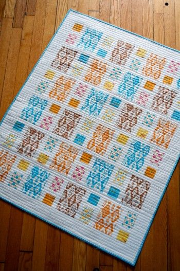 Great baby quilt