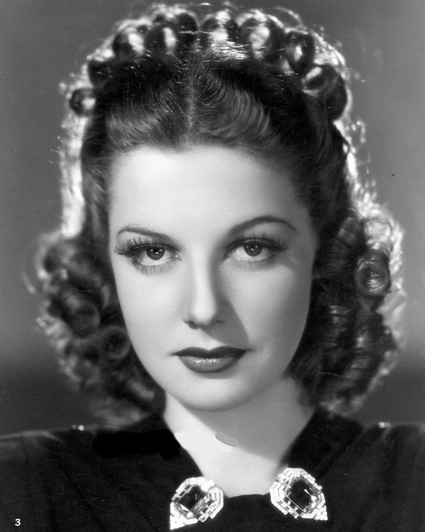 Ann Sheridan (21/2/1915 - 21/1/1967) Age: 51 (Cancer of the esophagus and liver)