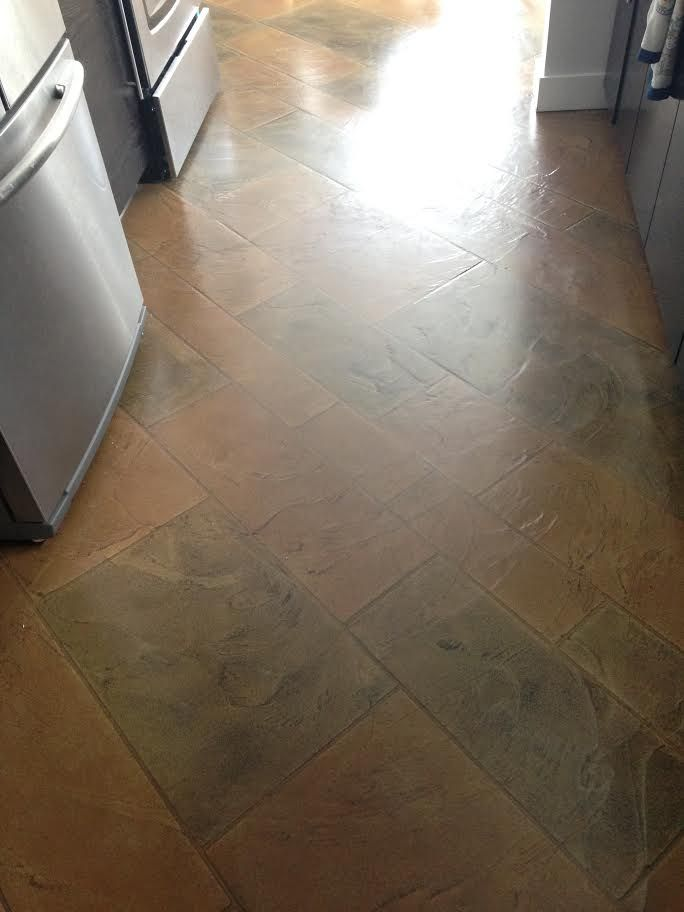 Kitchen Tiles Ottawa 64 best custom concrete floors ottawa images on pinterest