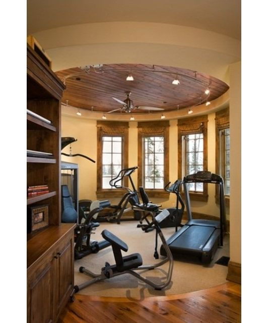 25+ Best Images About Home Gyms On Pinterest