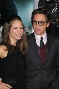 Exton Elias: Robert Downey Jr. and his wife Susan have welcomed a baby boy. Baby Exton has an older brother, named Indio, who is 18.