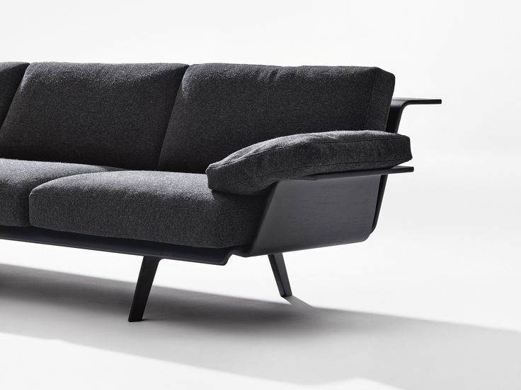 Außergewöhnlich Modulares Sofa ZINTA LOUNGE By Arper Design Lievore Altherr Molina