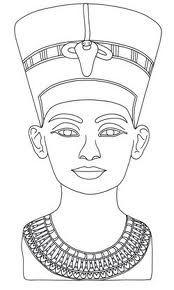 pharaoh khufu coloring pages - photo#23