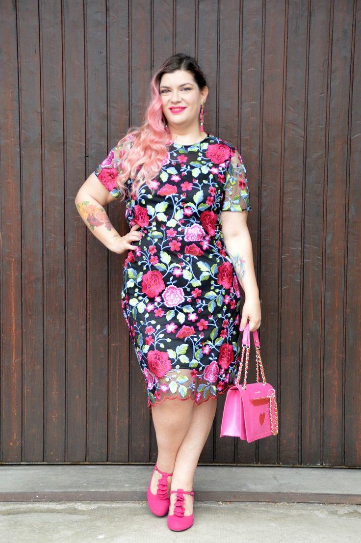 #BodyPosiTeamIT: outfit da cerimonia | Plus... Kawaii! - A plus size fashion blog #plussize #outfit  #wedding